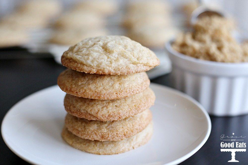 Brown Sugar Cookies Grace And Good Eats