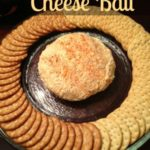 This classic cheese ball recipe is my go to appetizer.