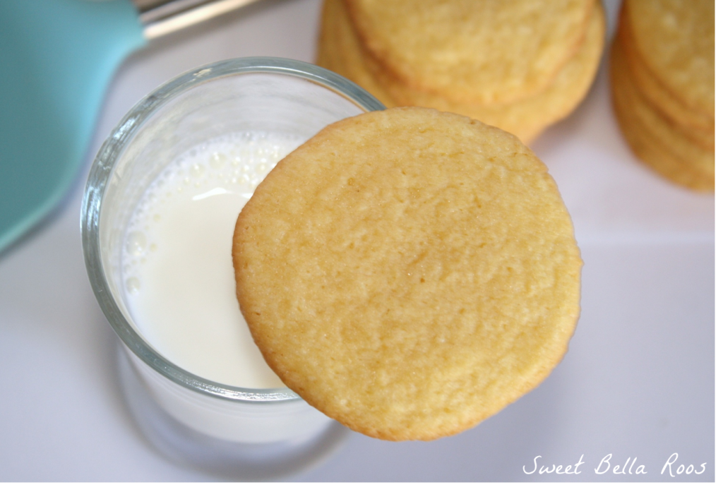 Very Vanilla Pudding Cookies: Sweet Bella Roos #vanilla #cookies