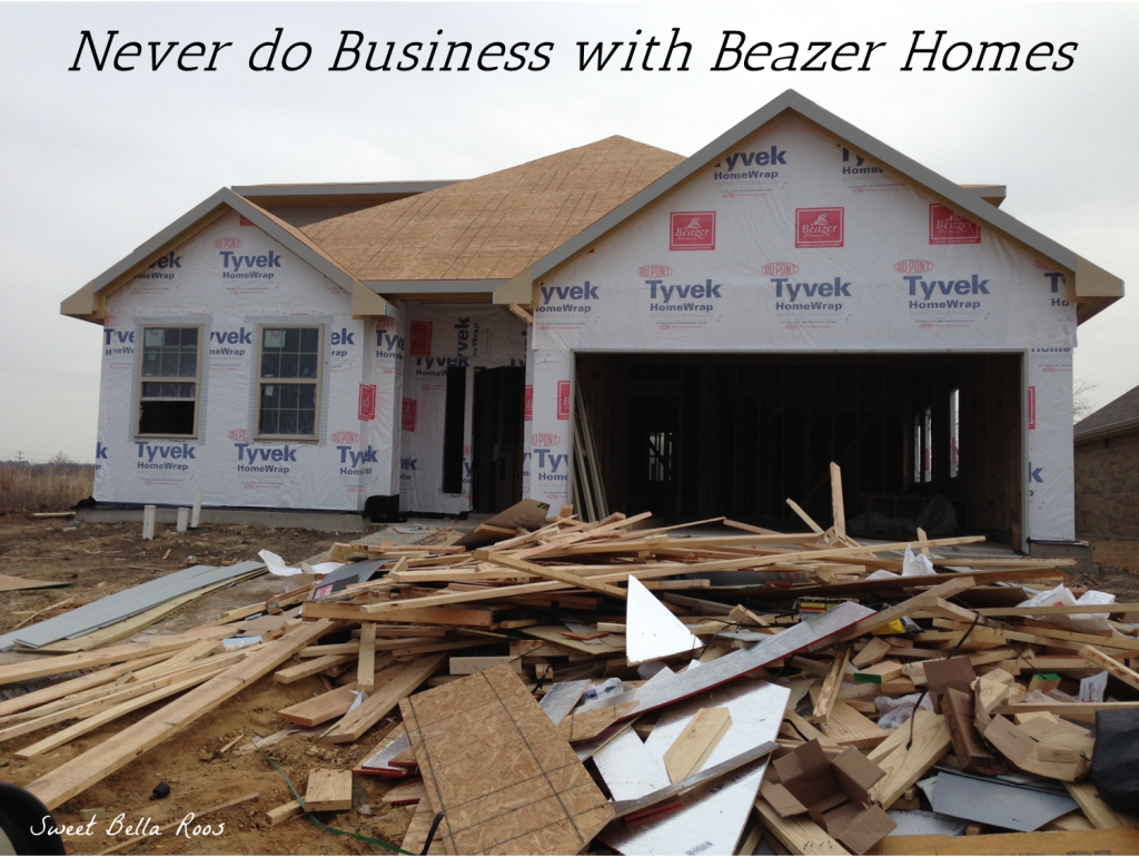 Why you should never do business with Beazer Homes