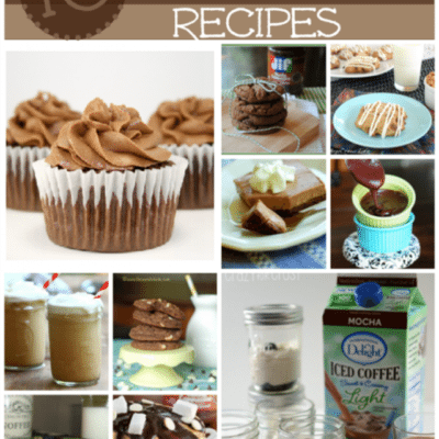 10 Mocha Dessert Recipes