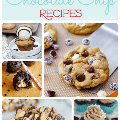25 Chocolate Chip Recipes Round-Up