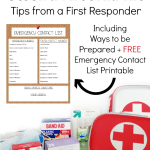 first aid kit contents