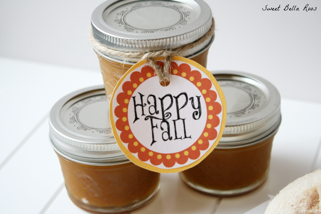 Happy Fall tags #free #printable