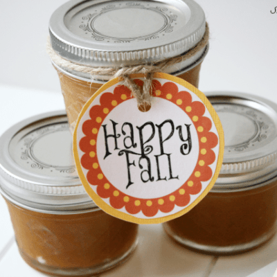 Happy Fall Tags Free Printable