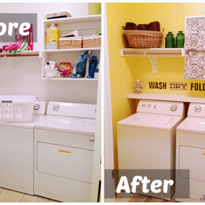 Free Laundry Room Printable – Laundry Room Makeover