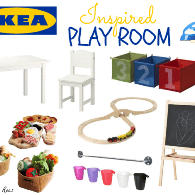 IKEA Inspired Play Room and Giveaway!