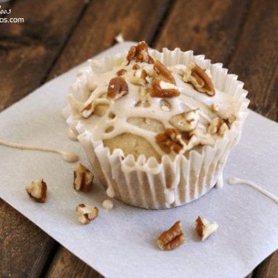 Maple Pecan Muffins- Gluten Free