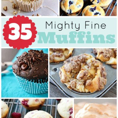 35 Mighty Fine Muffin Recipes