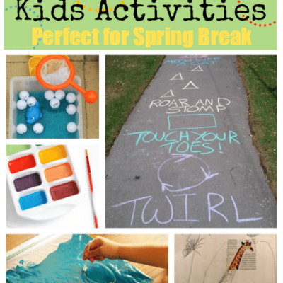 25 Totally Awesome Kids Activities