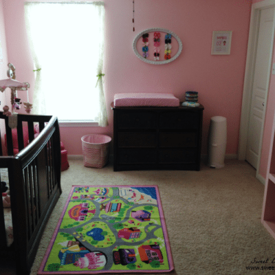 Sophia's Room: Nursery to Toddler