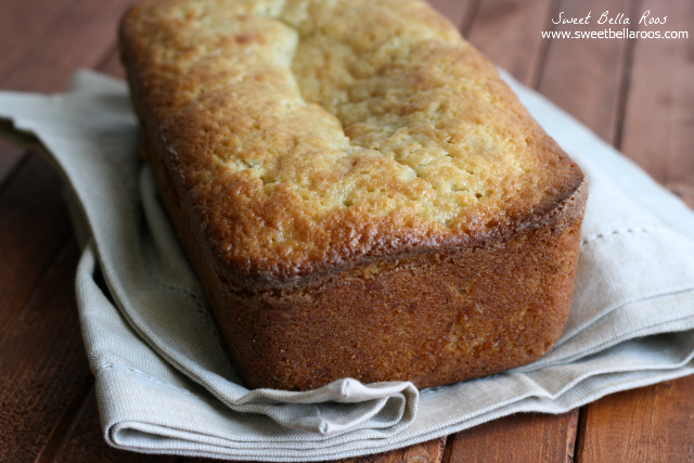 Buttermilk Banana Bread (The Best Ever)- I will never make another banana bread. SO light and moist.