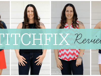 Stitch Fix Friday: Fix #5
