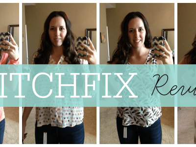 Stitch Fix Friday: Fix #7