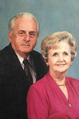 picture of my grandparents