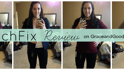 Stitch Fix Friday: Fix #9