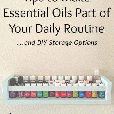 I Have My Essential Oils, Now What?