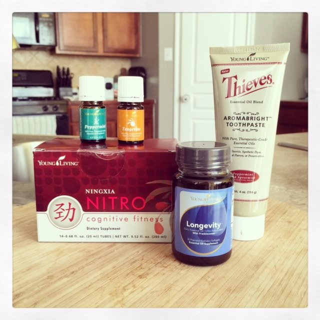Why I'm loving Young Living NingXia Nitro and how it's taken my work outs to the next level #essentialoils