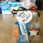 Be the coolest snack mom (or dad!) around when you download these free printable baseball tags foryour kiddo's next game day. Print these baseball snack tags and attach them to a delicious snack to share.