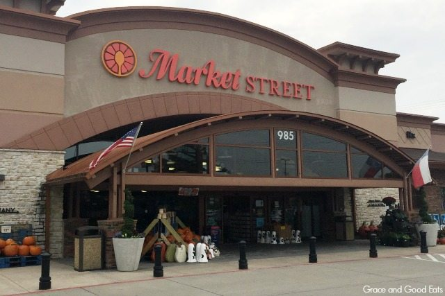Market Street store front