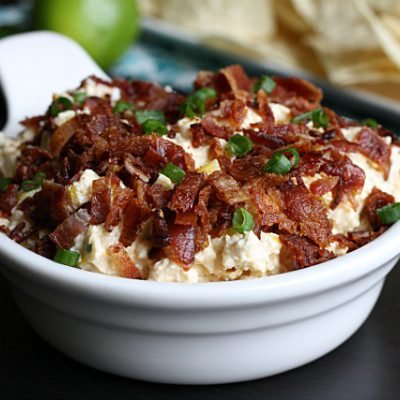 Bacon Corn Dip