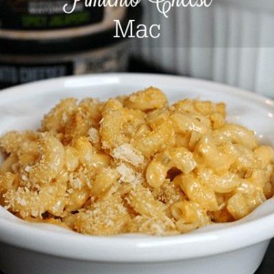 Spicy Pimiento Cheese Mac