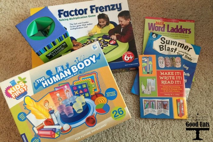 tools to help your kids continue learning over summer