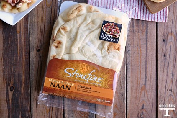 package of Stonefire NAAN on a table