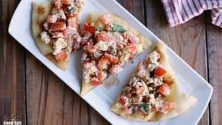 Greek Feta Flatbread