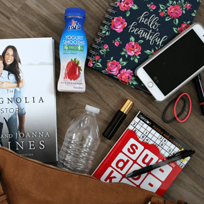 What I Pack in my Airplane Carry-On