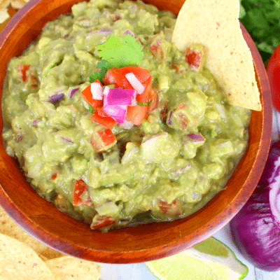 Cinco de Mayo Party Ideas – Dips and Drinks