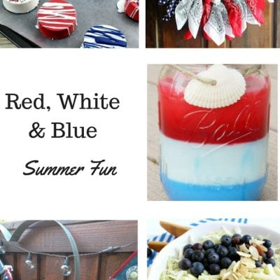 Red, White & Blue Summer Fun
