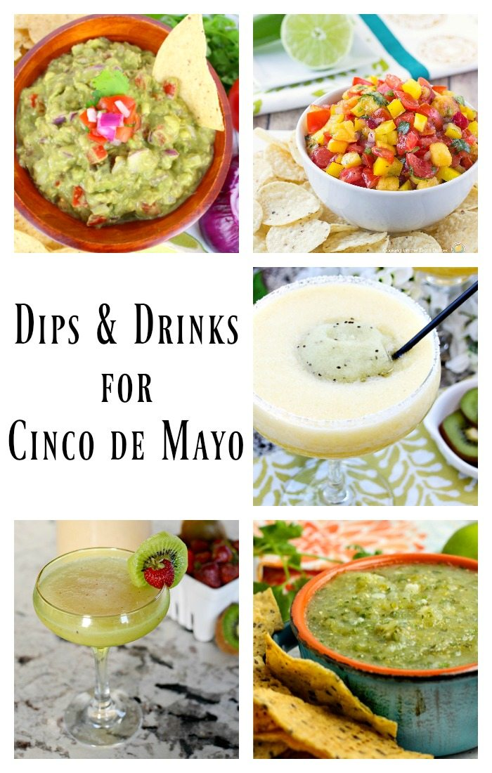 Cinco de Mayo Dips and Drinks - Moonlight & Mason Jars 197