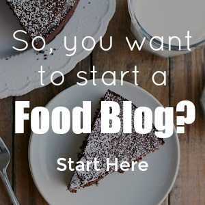 Did I really just start a food blog?