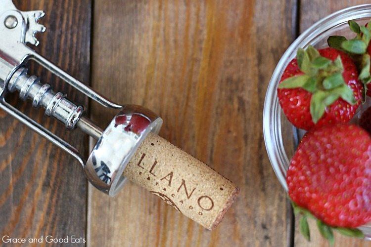 Llano Estacado Winery cork