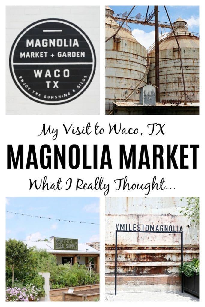 What I really thought about my visit to Magnolia Market at the Silos in Waco, TX! The people, the lines, the merchandise, the baked goods, and everything in between!