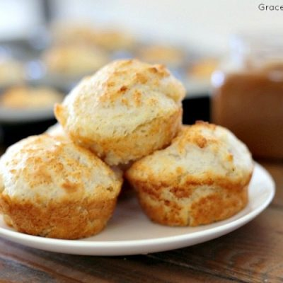 7 Up Biscuits: The EASY Way (No Knead)