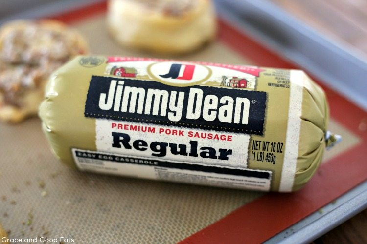 Jimmy Dean Regular Pork Sausage
