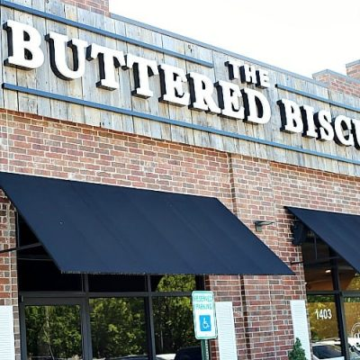The Buttered Biscuit | Bentonville, Arkansas