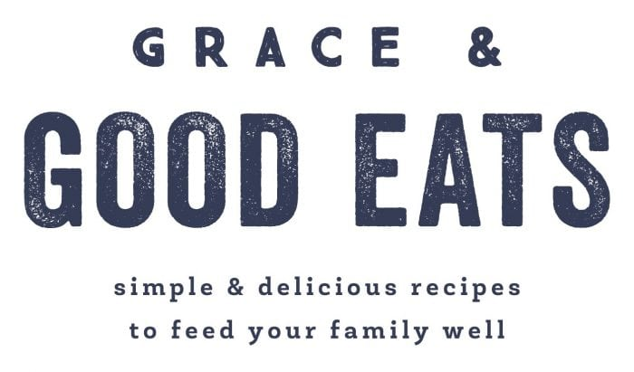 Grace and Good Eats