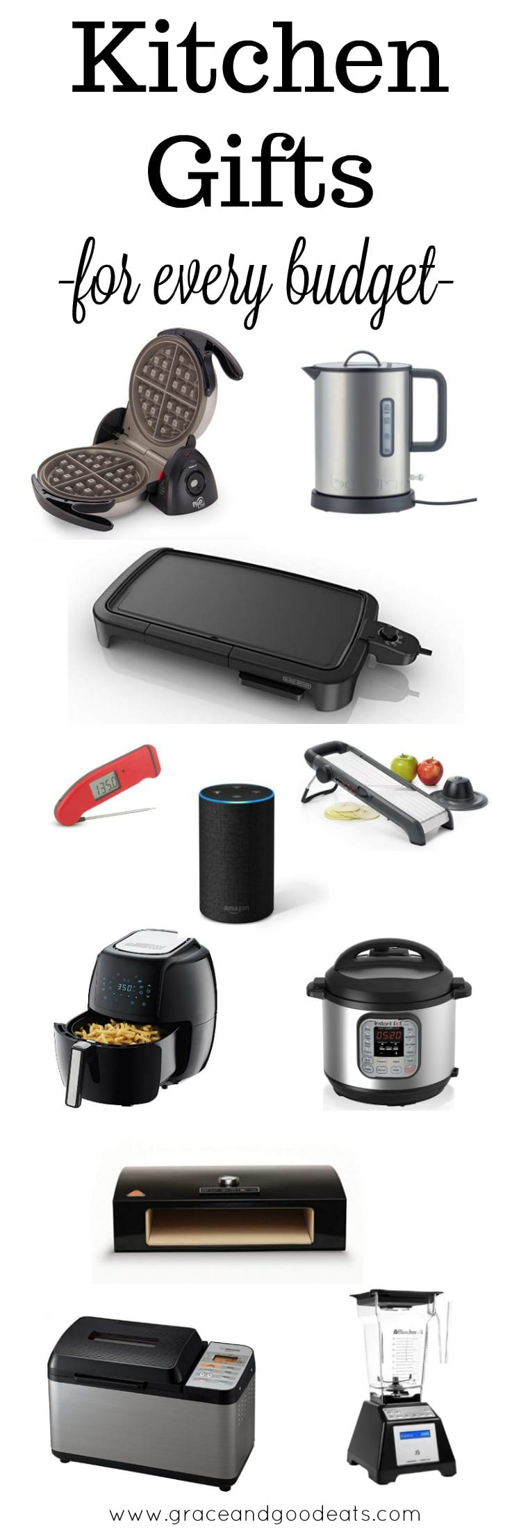 Favorite Kitchen Gifts: Holiday Gift Guide
