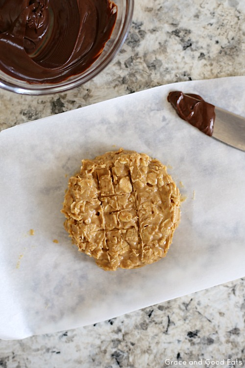no bake peanut butter oatmeal cookies