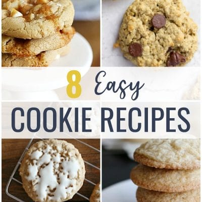 Easy Cookie Recipes