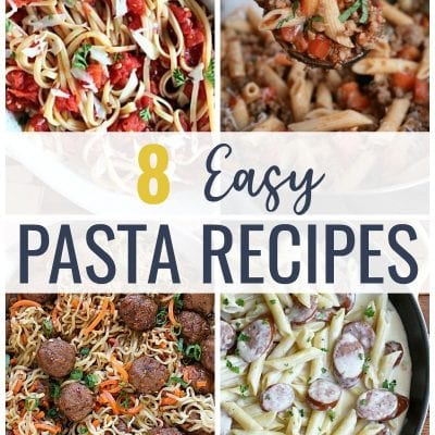 Easy Pasta Dishes