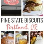 photos from my recent trip to Pine State Biscuits