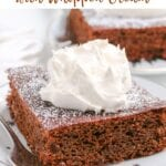 Gingerbread Cake is the perfect addition to any holiday dessert table. This classic recipe features warm, spicy flavors and can be finished with rich cream cheese frosting, a dusting of powdered sugar, or a simple dollop of whipped cream.